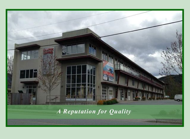 A Reputation for Quality | Garibaldi building